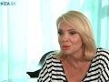 Zdena Studenková je známa svojou otvorenou komunikáciou a nehanbí sa na rovinu povedať, čo si naozaj myslí.