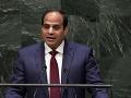 Egyptský prezident otvoril citlivú politickú záležitosť: Úzko spolupracujeme s Izraelom