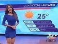 Yanet Garcia je považovaná za najsexi rosničku sveta.