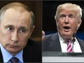 Putin telefonoval s Trumpom: Chce aktívne spolupracovať, označili aj nepriateľa číslo jeden