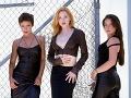 Holly Marie Combs so seriálovými sestrami.