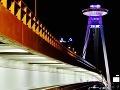 Novinka, ktorá v Bratislave ešte nebola: UFO na Moste SNP odteraz predpovedá počasie!
