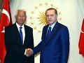 Thorbjörn Jagland a turecký prezident Recep Tayyip Erdogan