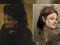 Röntgen odhalil pod maľbou uznávaného maliara skrytý portrét