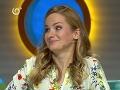 Prekvapený výraz herečky Zuzany Šebovej svedčí o tom, že takéto slová z úst Zdeny Studenkovej nečakala.