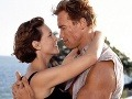 Jamie Lee Curtis si vo filme Pravdivé lži zahrala s Arnoldom Schwarzeneggrom.