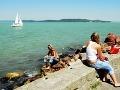 Maďarskí vedci skúmali vodu v Balatone: Šokujúce zistenia, toto naozaj nikto nečakal