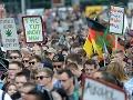 Tisíce ľudí v Berlíne dalo najavo čo chce: FOTO Obrovský pochod za legalizáciu mäkkej drogy