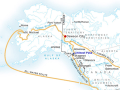 Cesty na Klondike