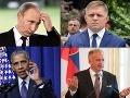 Zverejnili platy svetových lídrov: Rebríček najbohatších politikov, Kiska a Fico medzi nimi!