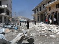 Sýriou otriasli série výbuchov: O život prišlo minimálne 30 ľudí