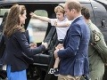 Kate a William s princom Georgom