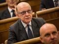 Neodvolaním Gašpara potvrdil Drucker svoju nesvojprávnosť, povedal Baránik