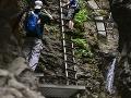 Dráma v Slovenskom raji: Horskí záchranári pátrali po matke s dcérou