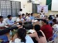 Kambodža 2016 | Kurzy varenia organizujú MAGNA pracovníci priamo v komunitách. (c) MAGNA