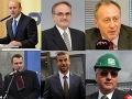 Verejnosť ich nepozná a zarábajú stovky tisíc eur: Rebríček najbohatších manažérov štátu