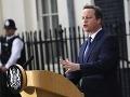 Parlamentný výbor ostro kritizoval Camerona za chybnú politiku v Líbyi