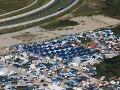 Deň likvidácie Džungle pri Calais sa blíži: Takýto osud čaká teraz migrantov