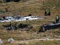 Haváriu vrtuľníka v Nórsku neprežili štyria ľudia: Príčinu vyšetrujú