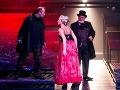 Lucie Kašpárková ako Mimi a Jaroslav Dvorský ako Rodolfo v novom naštudovaní opery Giacoma Pucciniho v Štátnom divadle Košice