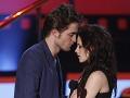 Kristen Stewart a Robert Pattinson tvorili pár pred kamerami aj v súkromí.