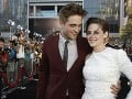 Kristen Stewart a Robert Pattinson