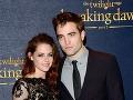 Kristen Stewart a Robert Pattinson sa rozišli, lebo herečka bola svojmu frajerovi neverná.