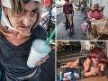 FOTOREPORTÁŽ Žiadny americký sen, drsná realita na predmestí Los Angeles