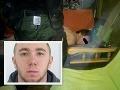 Polícia chytila najhľadanejšieho muža na úteku: VIDEO zásahu, TU sa ukrýval štyri mesiace