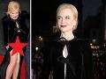 Pikantný trapas hviezdnej Nicole Kidman: Jáááj, ONÚ schovala len tak-tak!