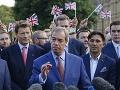 Británii prichádza prvý účet za brexit: Rozvod bude drahý, rekordný pád libry a miliardy do EÚ