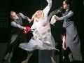 Elena Chetvernya ako matka Charlieho Chaplina v novom tanečnom projekte Ondreja Šotha v Štátnom divadle Košice