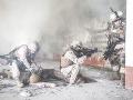 Záchranná operácia britského komanda v Sýrii sa zvrtla: Pohotová reakcia vojnového hrdinu