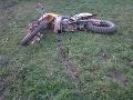 Zbytočná smrť mladého motorkára (†27): Nehodu, pri ktorej zišiel z cesty, neprežil