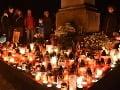 Nemajú pokoj ani po smrti: Vandal ničil na cintoríne všetko, čo mu prišlo do cesty