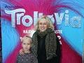 Michaela Čobejová s dcérou Táničkou.