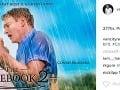 Ryan Reynolds a Conan O'Brien sa zahrali na zaľúbencov z romantického filmu The Notebook.