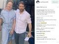 Ryan Reynolds a Conan O'Brien očividne majú zmysel pre humor.