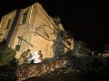 VIDEO Ďalšia krutá rana prírody pre Taliansko: Neďaleko Ríma zúrilo tornádo, hlásia obete
