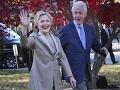 Clintonová po bolestivej porážke prelomila mlčanie: Som pripravená výjsť z lesa!