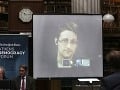 Snowden sledoval voľby dôkladne: Nebojte sa Trumpa, sledovanie štátu je väčšia hrozba