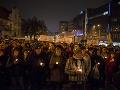 FOTO V Bratislave sa opäť štrngalo kľúčmi proti vláde: Toto sme nechceli