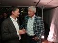 Minister kultúry SR Marek Maďarič v rozhovore s Jurajom Kukurom.
