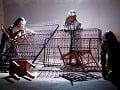 Zľava Ľuba Blaškovičová, Dana Košická a Alena Ďuránová v slovenskej premiére inscenácie Moje baby,  najúspešnejšej írskej hry roku 2008 z pera Ellaine Murphy,  na Malej scéne Štátneho divadla Košice.