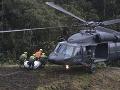 Nešťastie v Kolumbii: Jedenásť ľudí zahynulo pri zrútení visutého mosta