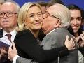 Le Penová jasne určila povahu volieb: Budú to nacionalisti verzus zástanci globalizácie