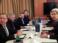 Mocnosti rokovali o Aleppe: Rusko a Amerika sa opäť stretli pri jednom stole