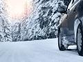 Vodiči, buďte opatrní! Meteorológia vydali výstrahu: Cesty mrznú na celkom Slovensku