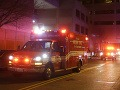 Muža rozčúlila sanitka parkujúca pri zásahu: Bizarný krok, pekne si zavaril