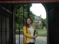 ROZHOVOR Mladá študentka, ktorá sa nebála postaviť Lajčákovi: Slováci sa už nechcú vrátiť domov